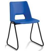 Advanced Poly Skid Base Chairs