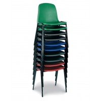 CB05 Plastic Stacking Chair