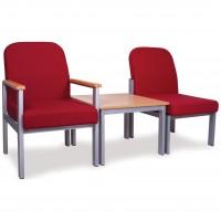 Extra Heavy Duty Reception Chairs