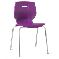 GEO Premium 4 Leg Stacking Chair