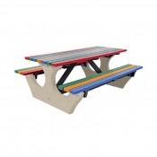 Big Bench Recycled Plastic Picnic Bench