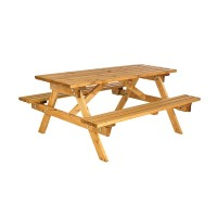 Cotswold Heavy Duty Timber Picnic Table