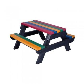 Strange Infant Recycled Plastic Picnic Bench Download Free Architecture Designs Osuribritishbridgeorg