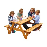 Infant Timber Picnic Bench