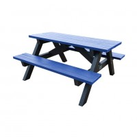 Loversall Recycled Plastic Picnic Bench