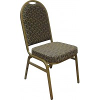 Swirl Upholstered Banquet Chair