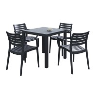 Plank Outdoor Dining Set