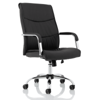 Carter Luxury Faux Leather Office Chair