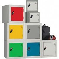 Cube & Quarto Metal Lockers