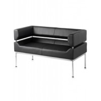Benotto 2 Seater Contemporary Tub Sofa