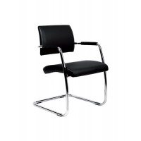 Bruges Cantilever Conference Chair (Pack of 2)