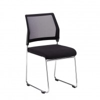 Quavo Mesh Back Conference Chair (Set of 4)