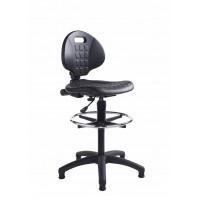 Prema Polyurethane Draughtsman Chair