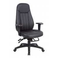 Zeus High Back 24 Hour Office Chair