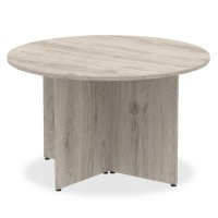 Impulse Round Panel Conference Table