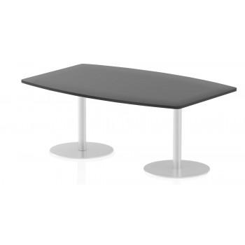 Italia High Gloss Poseur Table