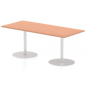 Italia Rectangular Poseur Tables
