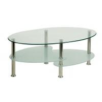 Berlin Glass Coffee Table