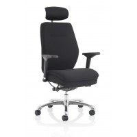 Domino 24 Hour High Back Chair