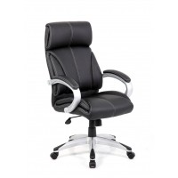 Cloud Leather Faced Managers Chair