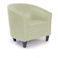 Metro Cream Tub Chair