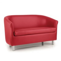 Faux Leather Adult Tub Sofas