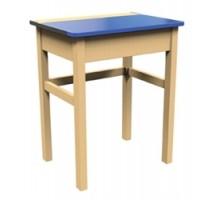 GMFL Single Wooden Locker Desks