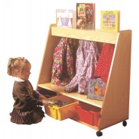Tidy Days Early Years Cloakroom Unit