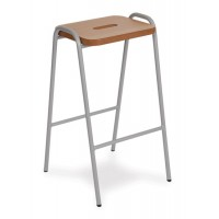 MDF Flat Top Lab Stools