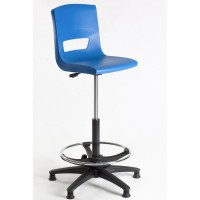 Postura Plus High Task Stool