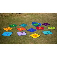 1-24 Outdoor Number Mats