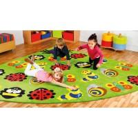 Back To Nature Large 3m Classroom Carpet
