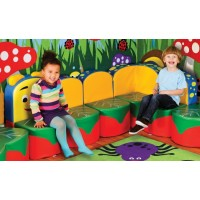 Caterpillar Early Years Modular Seating