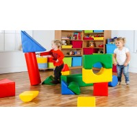 Early Years 16 Piece Soft Play Set