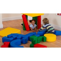 Early Years 19 Piece Soft Play Set