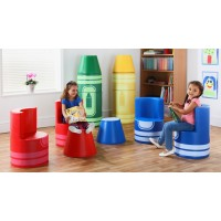 Early Years Crayon Chairs