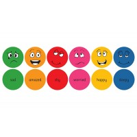 Early Years Emotions Learning Cushions