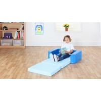 Early Years Snoozeland Sit and Rest Soft Seating