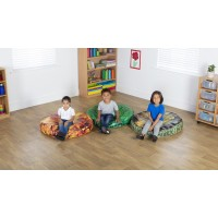 Early Years Woodland Bean Bags
