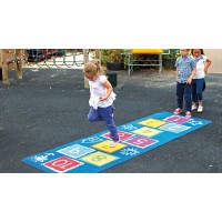 Early Years Outdoor Hopscotch Mat
