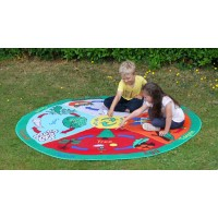 Life Cycle Outdoor Play Mat