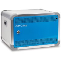 Deskcabby 12 Tablet Charge and Sync Cabinet