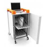 LapCabby 10V Laptop Storage Trolley