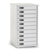 LapCabby Lyte Multi Door 10 Device Storage