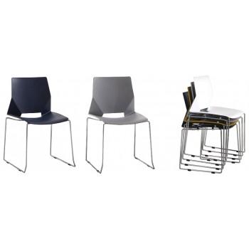 Jewel Skidbase Chair