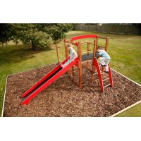 Playground Climbing Frame and Monkey Bars