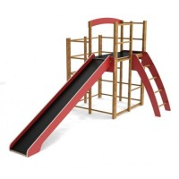 Playground Climbing Frame with Slide