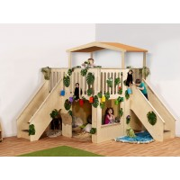 Early Years Indoor Adventure Playhouse