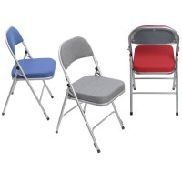 Comfort Deluxe Linking Folding Chairs