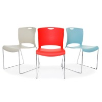 Jasper High Density Stacking Chairs